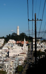 More electricity cables for picturesque San Francisco needed to meet state mandate?  Photo courtesy borkur.net, Flickr