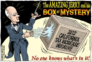 jerry brown tax increase