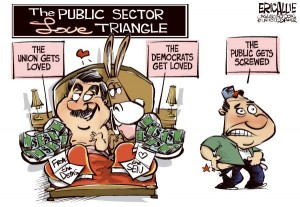 public sector pension union
