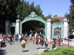 Sather Gate, UC Berkeley