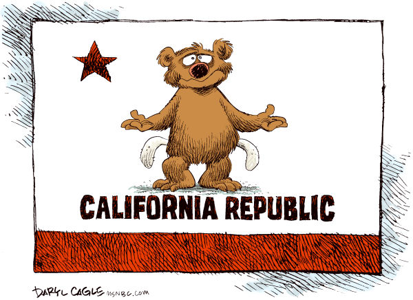 california empty pockets