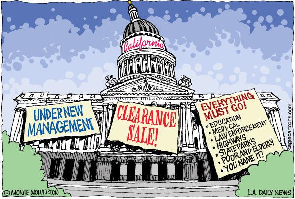 California Legislature on Legislative Branch Political Cartoons