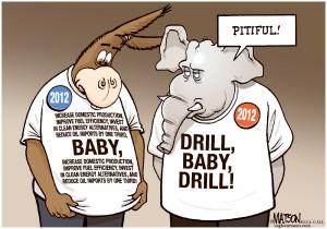 drill oil