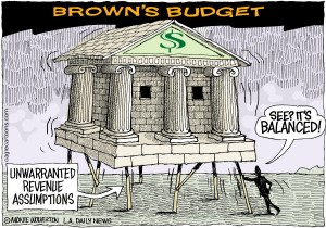 brown budget
