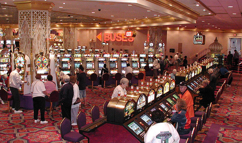 Casino in rochester wausau to reno gambling packages