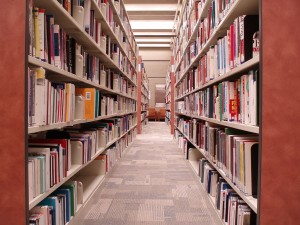 library college student books