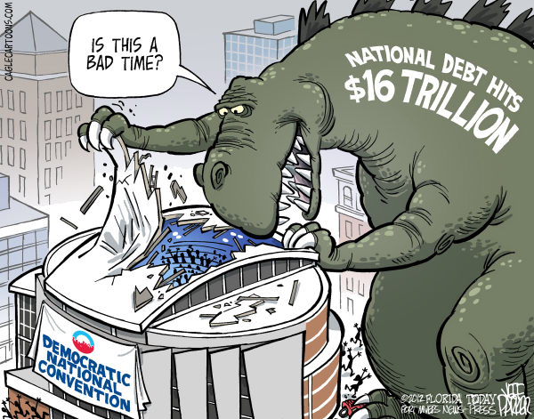 Debt And The Dnc
