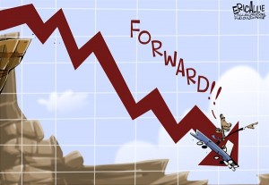 forward stock market obama