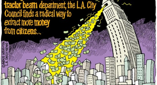 los angeles tax