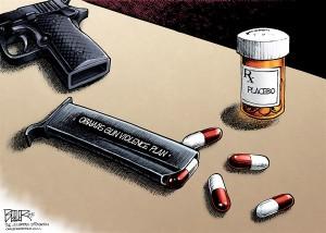 gun violence obama