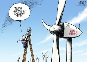 wind power alternative green energy