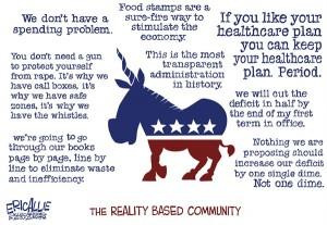democrat party liberal