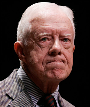 Jimmy carter is an idiot