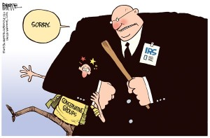 IRS conservatives