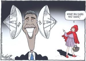 nsa fbi obama spying