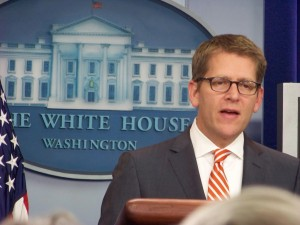 Jay Carney Press Secretary