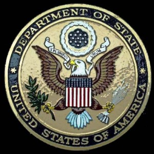 US department of states seal