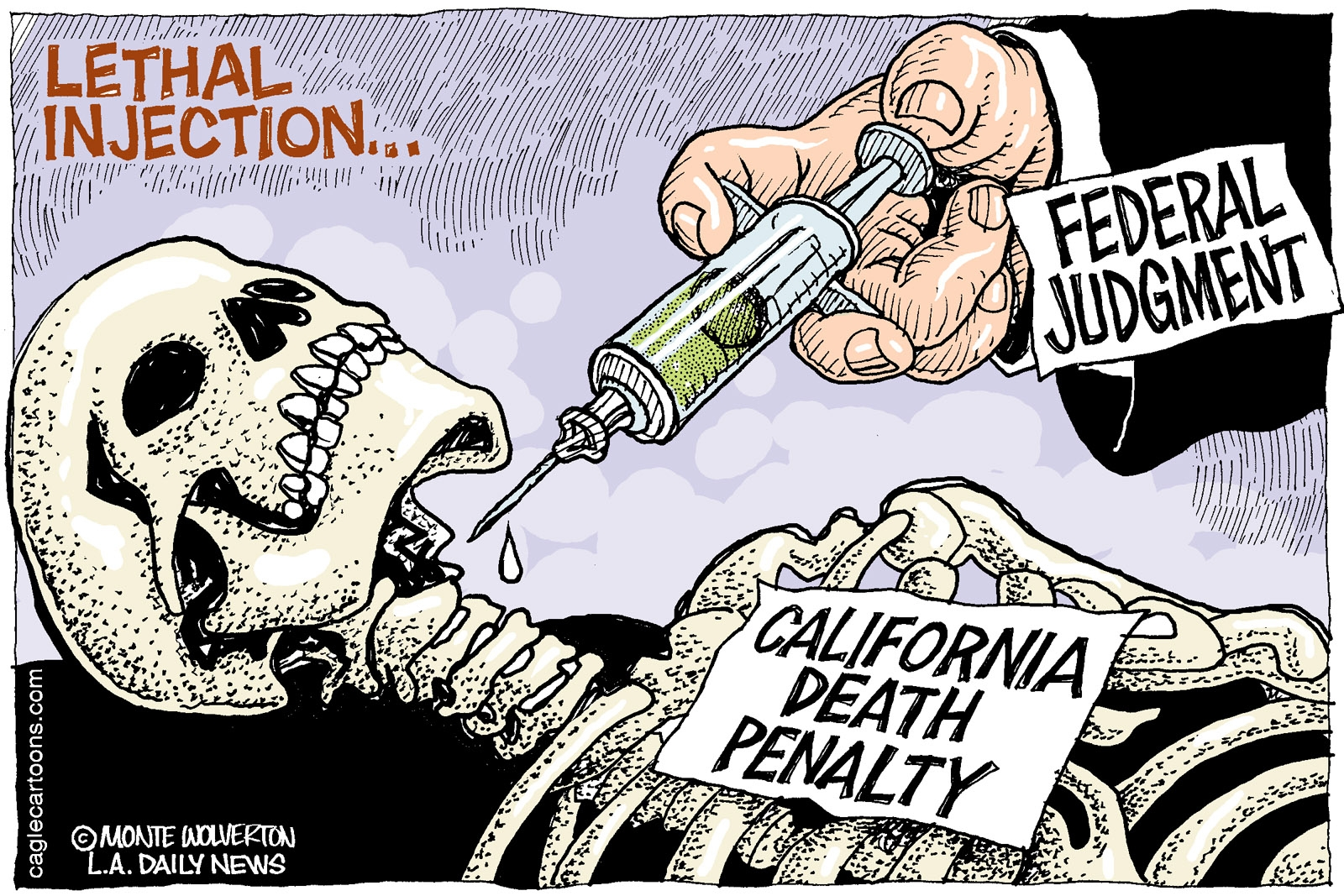 an argument in favor of death penalty with lethal injection in the united states Home » more subjects » politics » an argument in favor of capital punishment  lower in europe than in the united states  punishment have lethal injection.