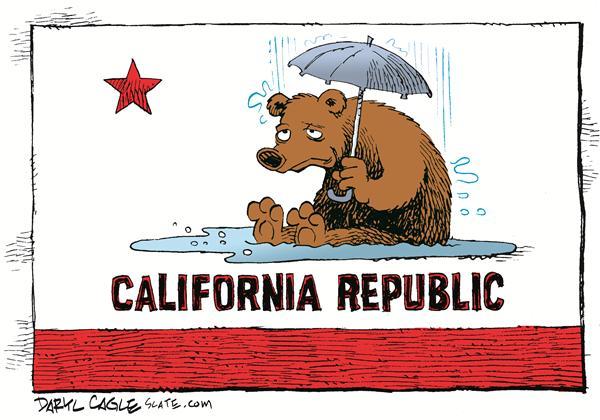 CA Rain