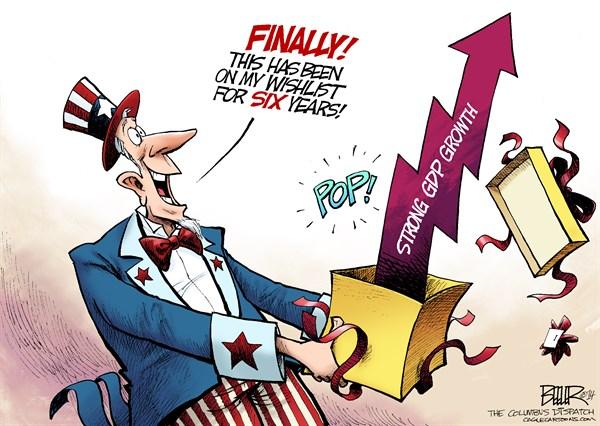 Economic Cheer
