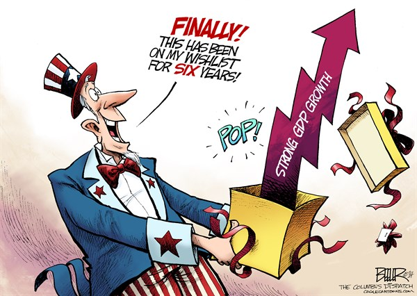 Economic boost