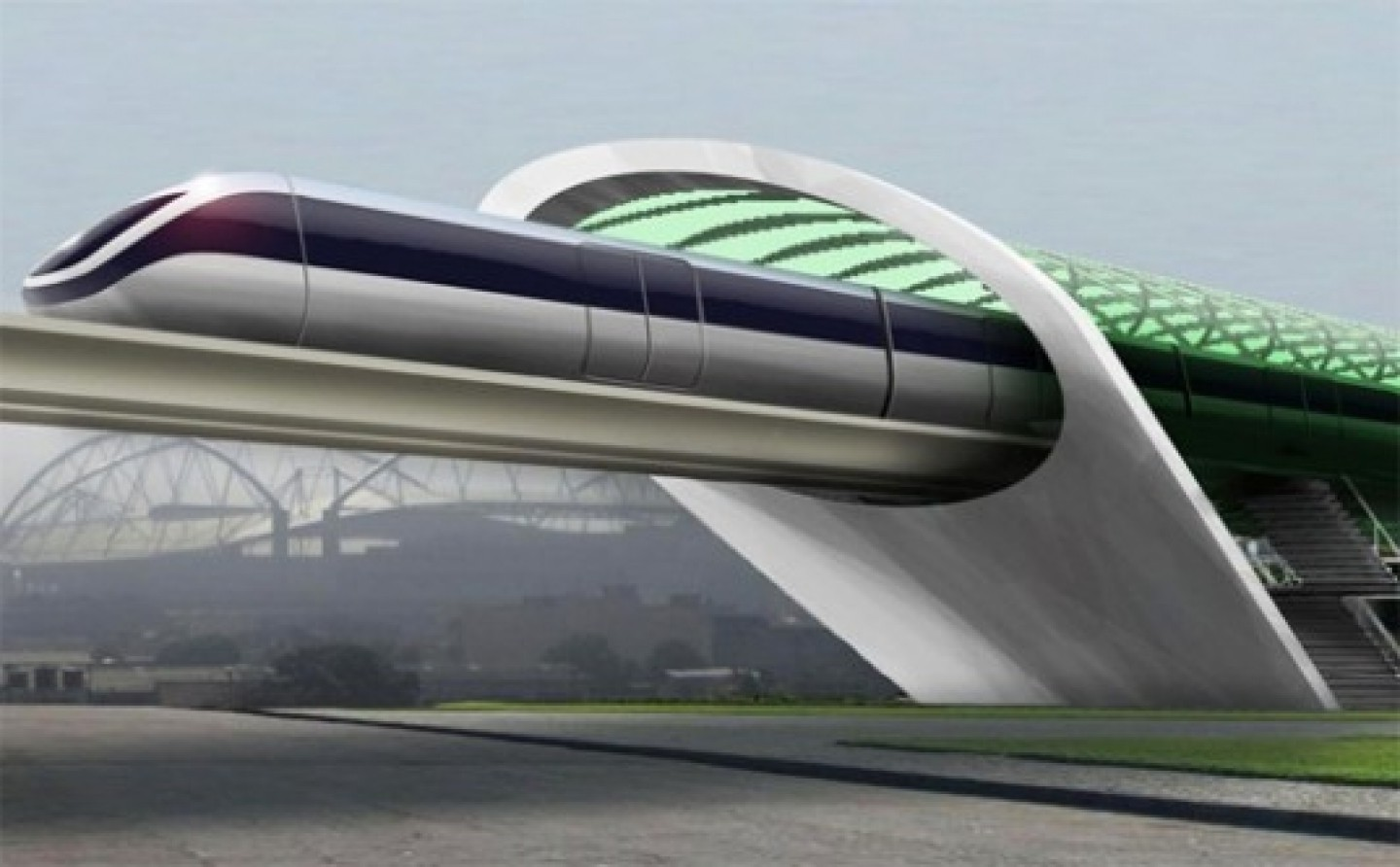 Elon musk s hyperloop will it become reality for Hyperloop italia
