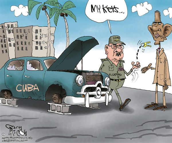 Image result for cuba reforms cartoons