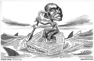 Obama adrift