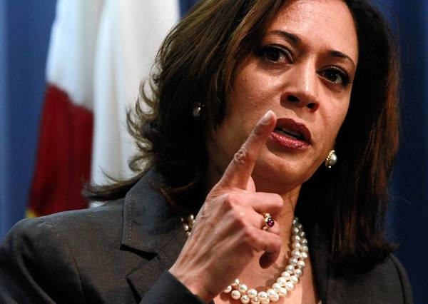 Atty. Gen. Kamala Harris urges funds for tracking prescription drugs