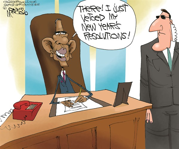 Obama Resolutions