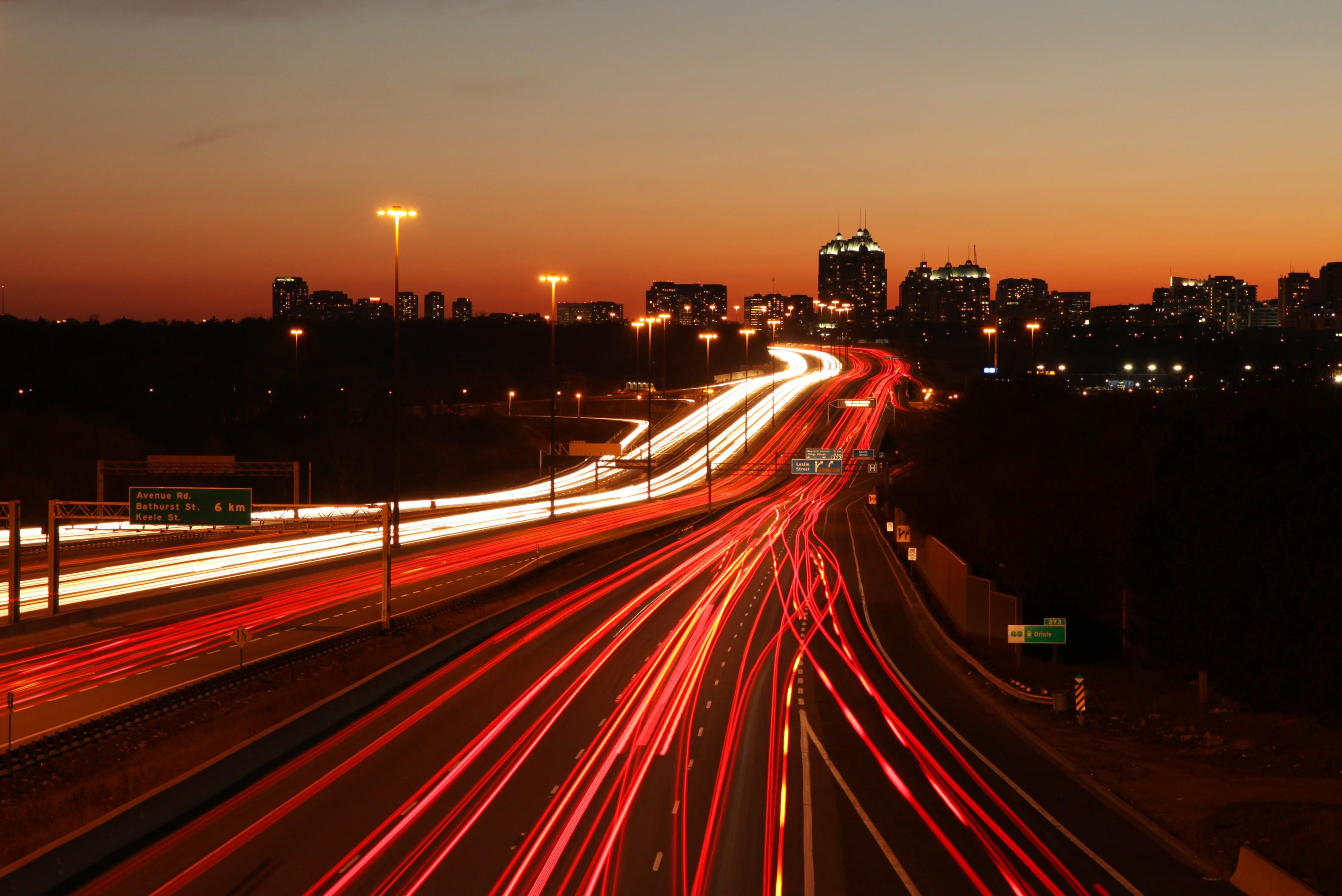 car highway road