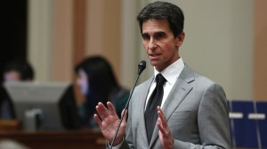 CA Senator Mark Leno, D-San Francisco