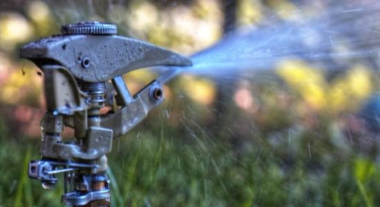 Water Drought Sprinkler