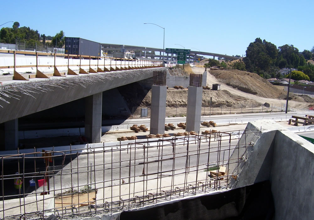Infrastructure construction