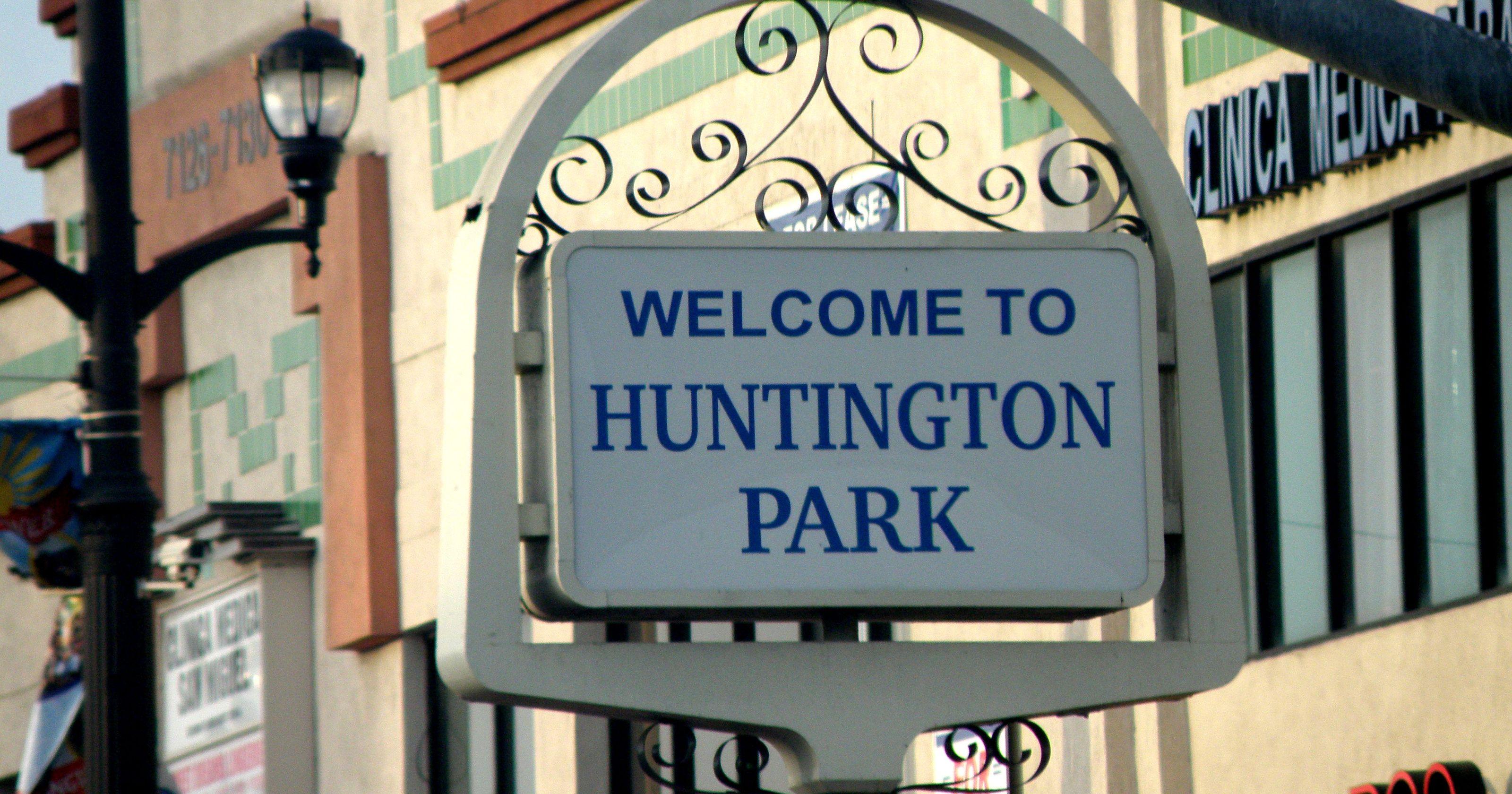 ups huntington park