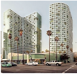 Los Angeles development
