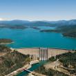 Lake Shasta Water Reservoir