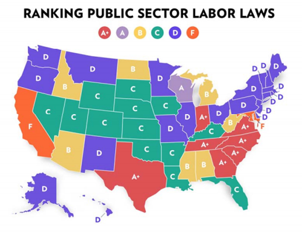 public-sector-labor-laws