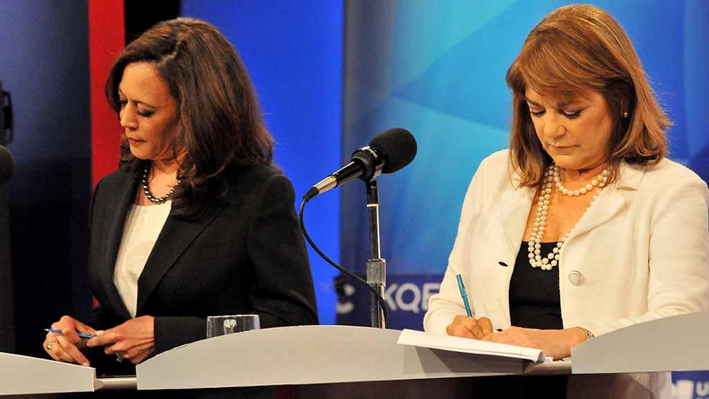 Kamala Harris Loretta Sanchez
