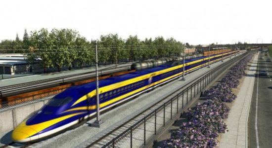 High Speed Rail Fresno