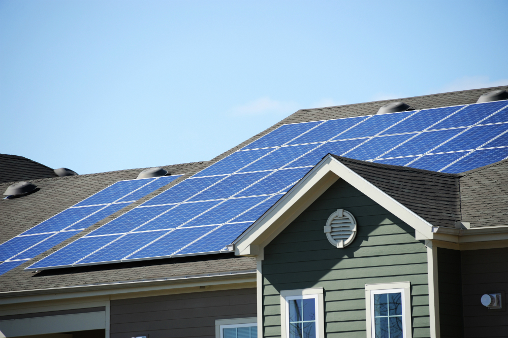 California S Solar Panel Mandate For New Homes Will Keep