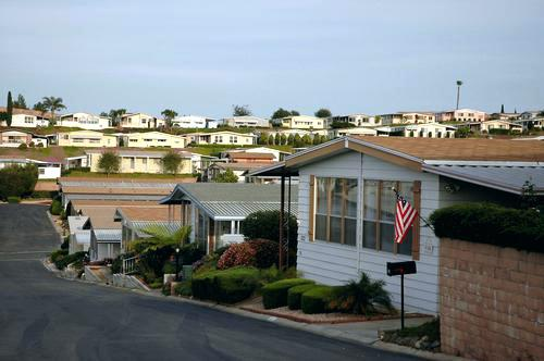 mobile home rent control measure passed in l a county california