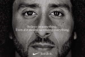 Nike Just do it Kaepernick