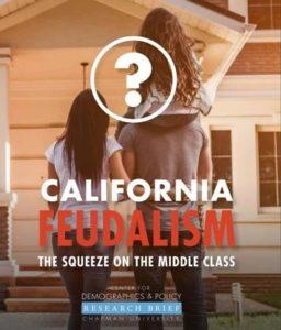 california feudalism