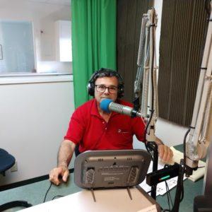 steve on radio