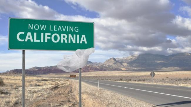 Majority of California Residents Want to Leave