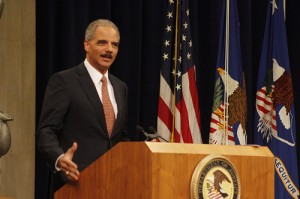eric holder attorney general