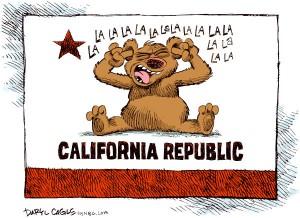 california budget la la la