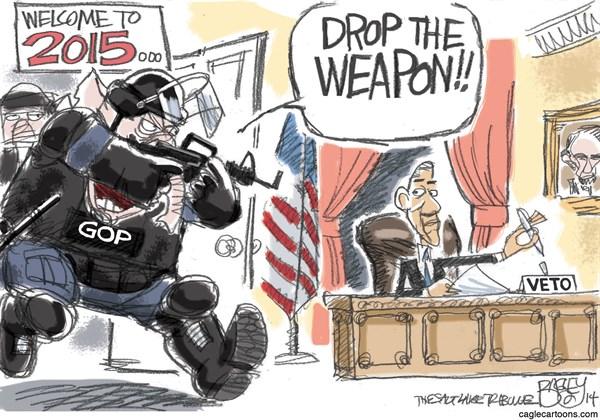 Obama Veto