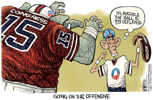 Obama deflate